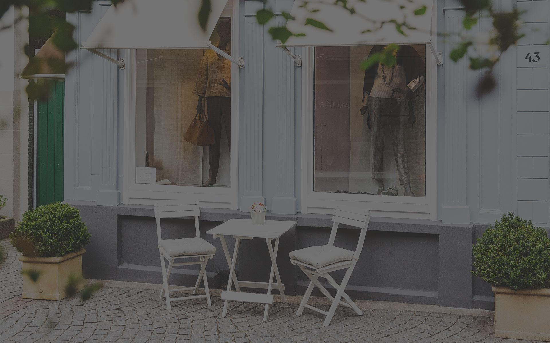 Fashion-Store in Essen-Werden