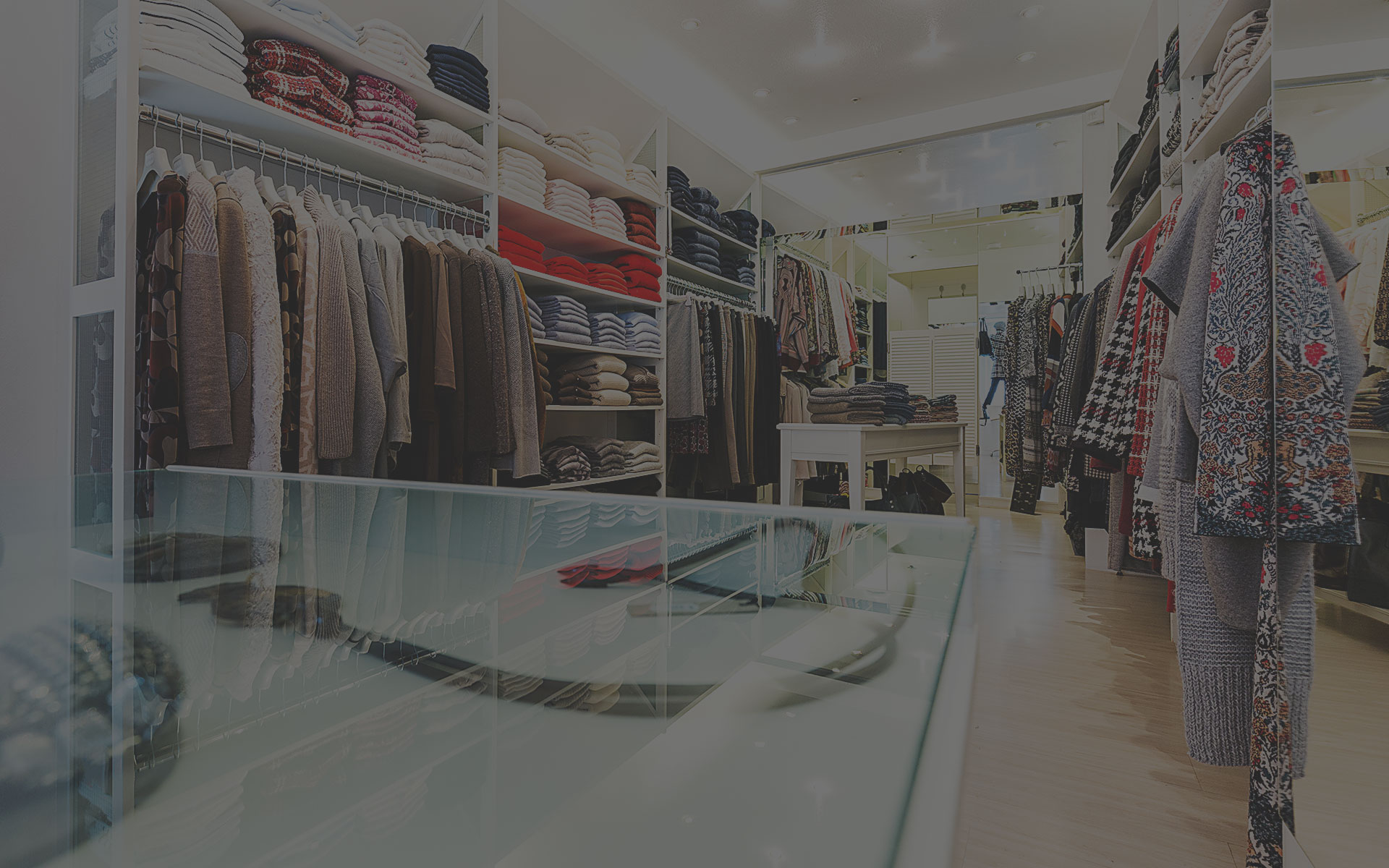 Mit aktuellen und stylishen Brands